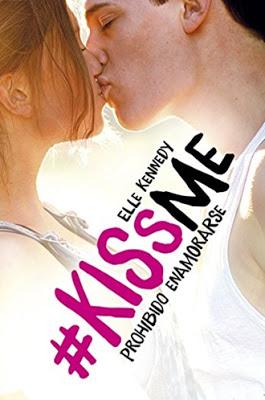 Resultado de imagen de kiss me prohibido enamorarse libro