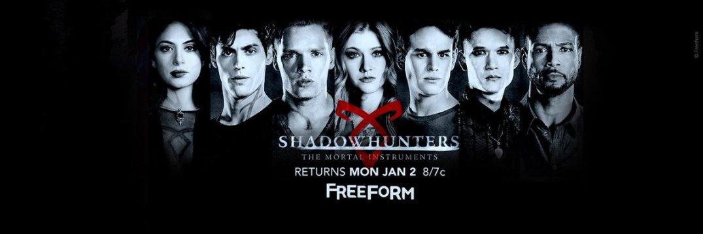Resultado de imagen de shadowhunters banner season 2