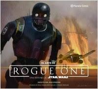 Star Wars- El arte de Rogue One