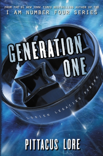 GENERATION ONE by Pittacus Lore.jpg