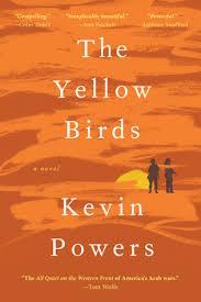 The Yellow Birds book cover
