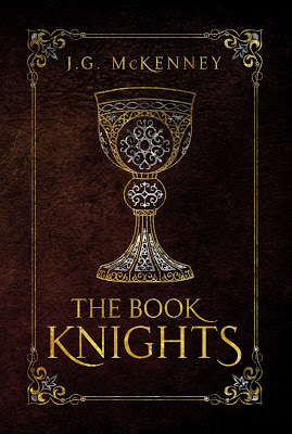 THE BOOK KNIGHTS COVER